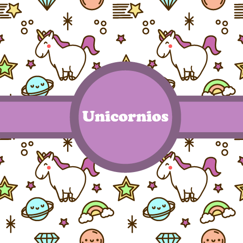 Papel deco de unicornios el cobayero for Imagenes de papel decorado